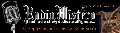 Il forum del Mistero e del Paranormale